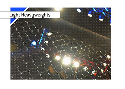 Mixed Martial Arts - Light Heavyweights - Jones vs. Smith - Bet on it!