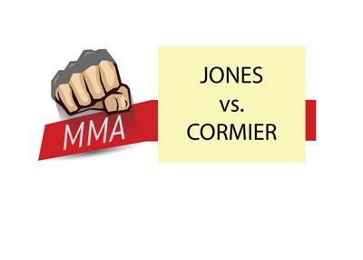 Jon Jones vs. Daniel Cormier - Matchup - MMA - Mixed Martial Arts - Who is the favourite?