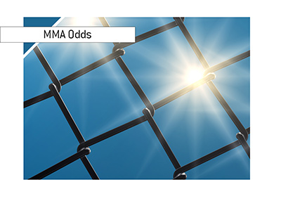 Mixed Martial Arts aka MMA - Betting odds - Who is the favourite to win tonight?