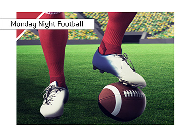 Monday Night Football - Kansas City Chiefs - Bet on the game!