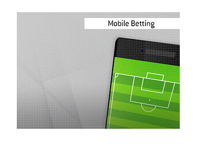 Mobile betting is on the rise.  Be a part of it.  Bet on the next sporting event by following a link in this article.