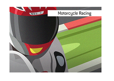 MotoGP racing can be a very exciting sport to watch.  It is also very popular among the sport bettors.