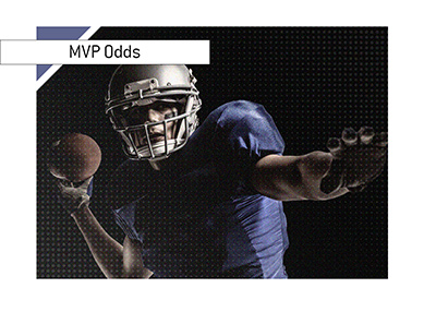 American Football - NFL - Odds to win MVP for 2018.