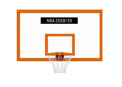 The 2018-19 season of the National Basketball Association - NBA - Odds to win.