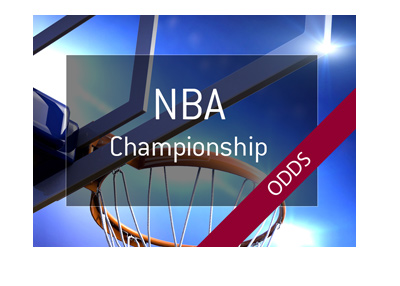 National Basketball Association - Championship odds - 2018 - Game two of the final - Cavs vs. Warriors.