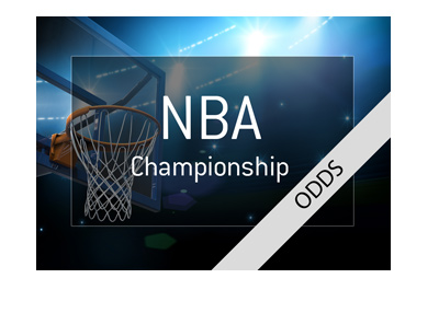 National Basketball Championship odds - NBA - Favourites to win title in 2018.