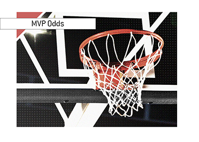 The National Basketball Association - 2019 MVP odds.  Who is the favourite?