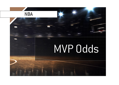 The NBA MVP title race is on.  Who is the favourite to win in 2019?