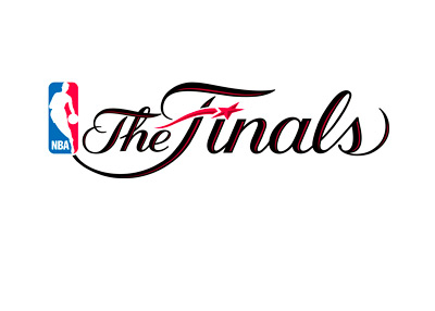 The NBA Finals - Logo