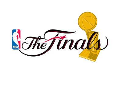 NBA The Finals - Logo - National Basketball Association