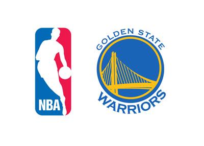 NBA - Golden State Warriors - Logos