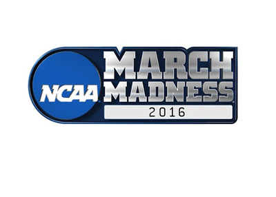 NCAA Basketball - March Madness 2016 - Tournament logo and text