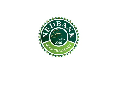 Golf tournament logo - Nedbank sponsoroed by Sun City - Year 2016