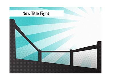The upcoming event at Fight Island is featuring a blockbuster card.