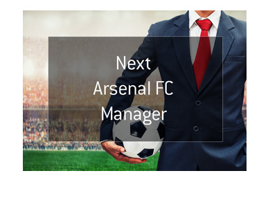 Who will be the next Arsenal FC manager?
