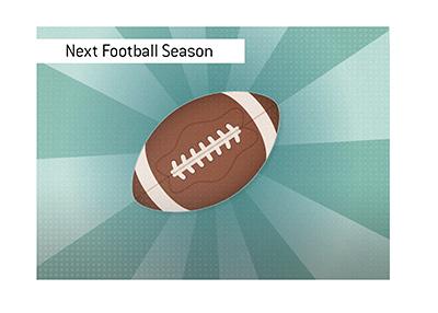 Potential dark horses in the upcoming American football season.