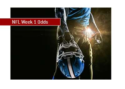 The NFL 2018-19 season - Week 1 - Betting odds and preview.