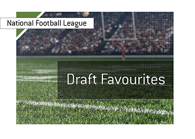 The favourites to be selected first in the 2019 NFL drawft.
