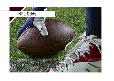 The American football odds for September 2018 - Bet on NFL!