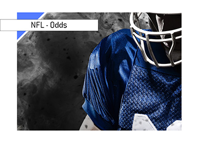 The National Football League - New York Giants - Betting Odds.  Who is the favourite to win when they face the Eagles?