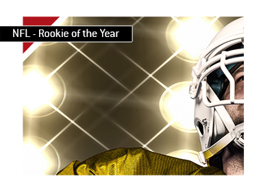 The National Football League - Rookie of the year - Offensive and Defensive.  Who will it be?