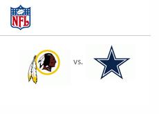 NFL - Indians vs. Cowboys - Team logos
