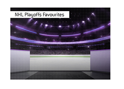 The National Hockey League playoffs are here.  Who are the favourites to win?  Bet on it!