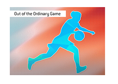 Out of the ordinary all-star basketball game is taking place this summer.