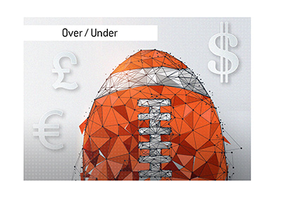 The ins and outs of the Over / Under bet in American football.  WHat if...