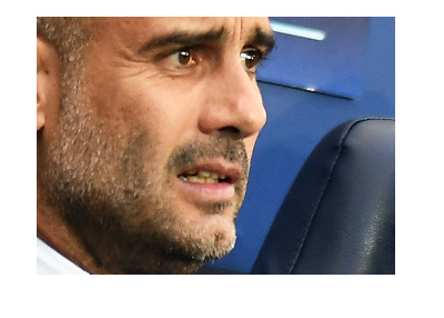 Pep Guardiola can not quite believe what he is seeing at Manchester City.