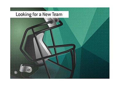 A star quarterback of the past is looking for a new team.