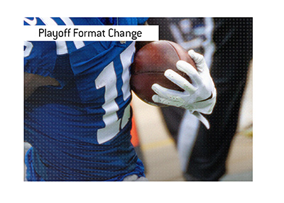 Starting this playoff season there are changes to the schedule and more games are added.