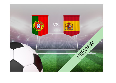 World Cup Russia - Group game preview - Portugal vs. Spain - 2018 - Bet on it!