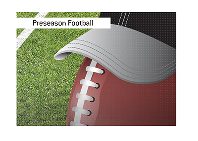 Preseason football coach stats.  ATS and over/under numbers.