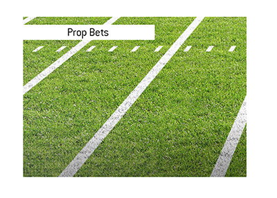 Prop bets are surging in popularity ahead of the new American football season.
