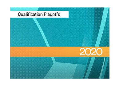 The Euro 2020 qualifiers are in the final stages.  Four more teams will book their spot through play-offs.