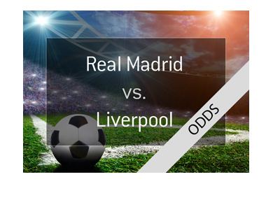 Real Madrid vs. Liverpool - Champions League final 2018 - Correct score odds - Bet on it!