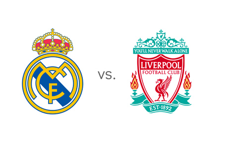 Real Madrid vs. Liverpool - Matchup - Game Odds