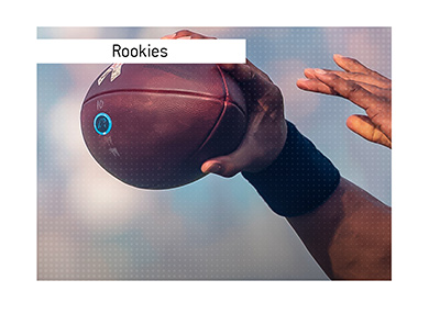 Rookies in their first NFL games.  Who did the best?