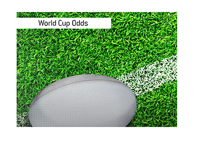 Place your bets for the upcoming rugby world cup match between Australia and Fiji.