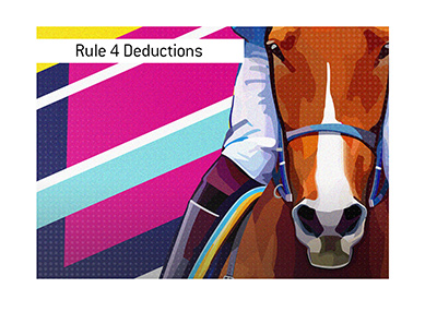 The King provides an explanation of what Rule 4 deductions are when it comes to horse betting.