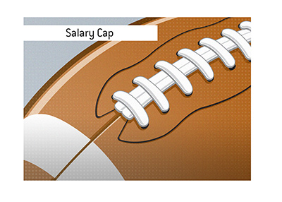 Salary Cap is an issue ahead of the new American Football Season.