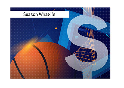 The upcoming sports season is full of betting what-ifs.