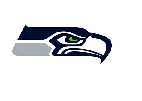 Seattle Seahawks - 2014 Logo - Large Size