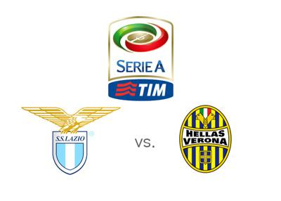 Lazio vs. Hellas Verona - Serie A matchup - Italy