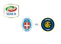 Serie A matchup - Novara vs. Internazionale