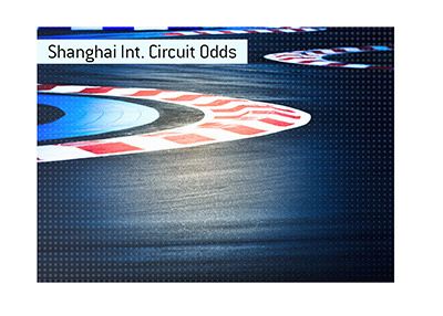 The Shanghai International Circuit odds - Who is the favourite to win the Chinese Grand Prix this year?