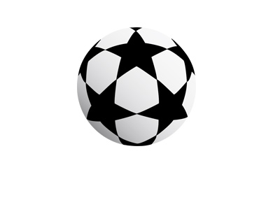 Soccer Ball - UEFA Champions League style