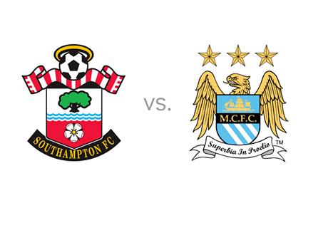 Southampton FC vs. Manchester CIty FC - Barclays Premier League Matchup - Faceoff - Game Odds