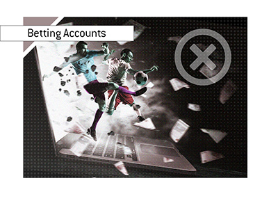 Sports betting companies reserve the right to close your account at any time.